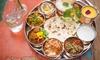 Amstelveen: Indiase rijsttafel