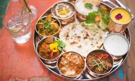 Indiase rijsttafel naar keuze bij India Port in Amstelveen vanaf 2 personen