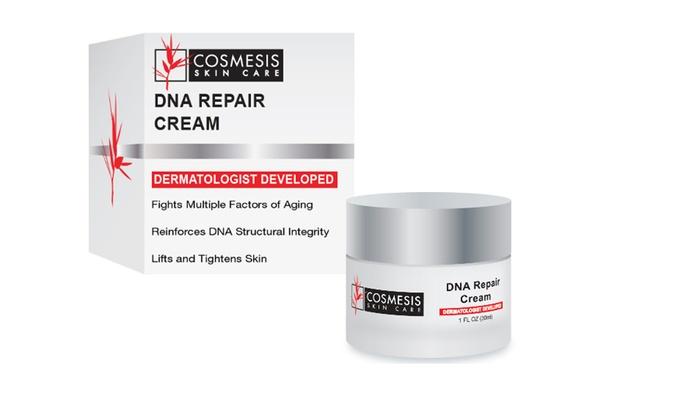 Cosmesis Skincare DNA Repair Cream: Cosmesis Skincare DNA Repair Cream; 1 Fl. Oz. Free Shipping.