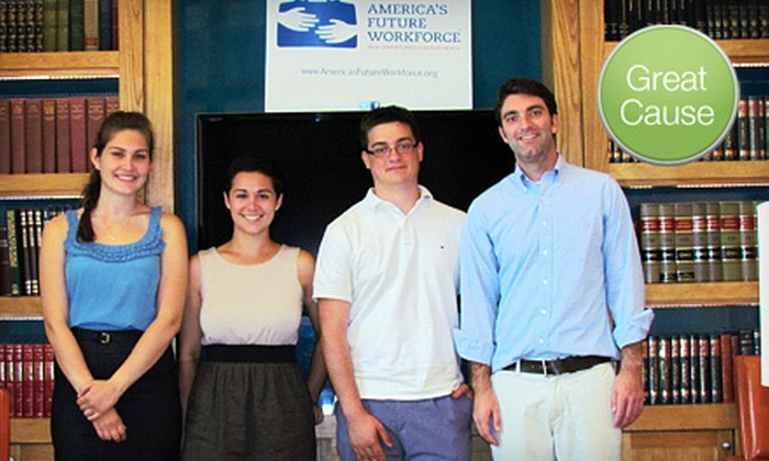 America's Future Workforce - Washington DC: $10 Donation to Help Pay Student Interns