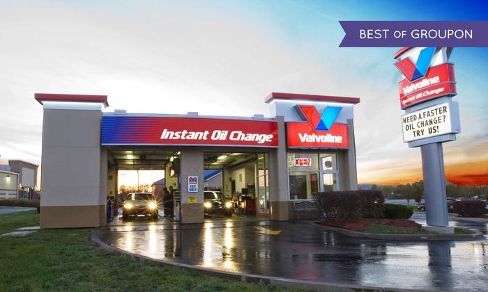 ... Oil Change - Multiple Locations: Oil Change at Valvoline Instant Oil