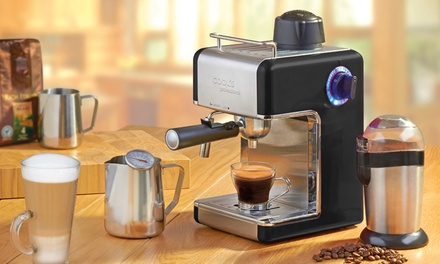 Cafetera Espresso Cooks Professional