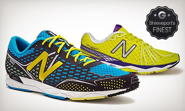 New Balance - Shreveport / Bossier: $25 for $50 Worth of Athletic Shoes, Apparel, and Accessories at New Balance