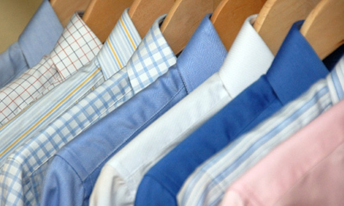 Lord's of London - Wellesley: Three Custom Dress Shirts or a Complete Custom Suit from Lord's of London (Up to 65% Off)