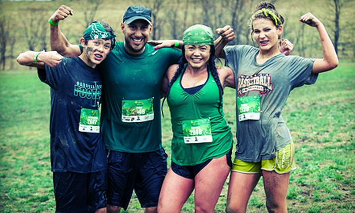 The National MudRunners Association - Filthy Nation: One, Two, or Four Groupons, Each Good for One Mud-Run Entry from The National MudRunners Association (Up to 54% Off)
