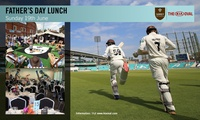 Surrey v Nottinghamshire: Child or Adult VIP Entry with Three-Course Lunch & Beer Festival Entry, The Kia Oval, 19 June