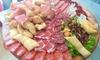 Green Door - Jerago con Orago: Menu gnocco fritto All you can eat e degustazione salumi e formaggi con calice di vino per 2 o 4 persone al Green Door