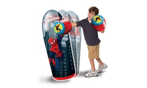 Socker Boppers Spiderman Power Bop Set (3-Piece) at Socker Boppers Spiderman Power Bop Set (3-Piece), plus 6.0% Cash Back from Ebates.