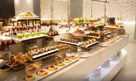 4* Iftar Buffet with Ramadan Beverages for Up to Four at Didon Restaurant   Coral Dubai Al Barsha