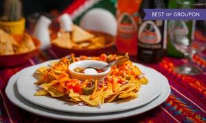 El Mexicano: Zupa lub przystawka i danie główne dla 2 osób za 52,99 zł i więcej w El Mexicano w Katowicach (do -42%)