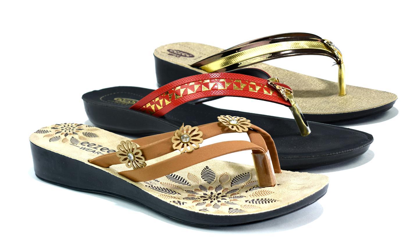 Women's Toe Post Sandals