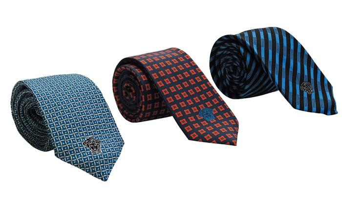 Gianni Versace Silk Ties