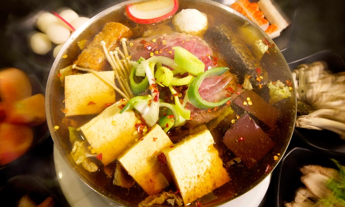 Hot Spot Original Taiwanese Hot Soup - Hot Spot Original Taiwanese Hot Soup: Taiwanese Food and Hot Pots at Hot Spot Original Taiwanese Hot Soup (30% Off). Two Options Available.