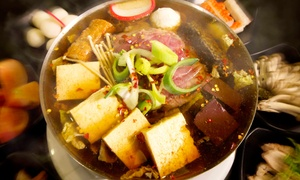 Hot Spot Original Taiwanese Hot Soup: Taiwanese Food at Hot Spot Original Taiwanese Hot Soup (Up to 35% Off). Four Options Available.