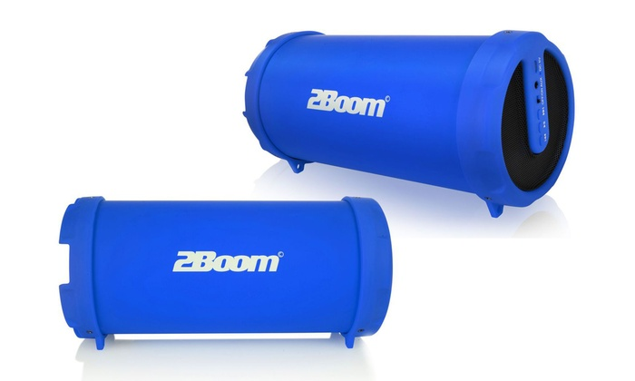 Up To 57% Off on 2Boom Wireless Bluetooth Speaker | Groupon Goods