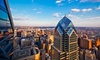 Up to 30% Off Admission at One Liberty Observation Deck