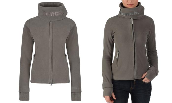 Bench Funnel Neck Fleece Jacket Groupon Goods