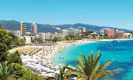 Mallorca: 5 días y 4 noches u 8 días y 7 noches con vuelo de i/v, con habitación y pensión completa en Hotel Vista Blava