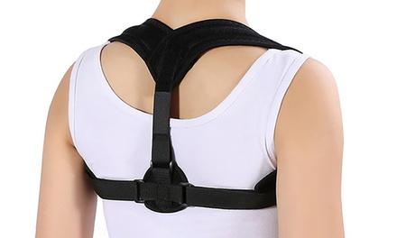 1 of 2 houdingcorrigerende banden tegen rugpijn