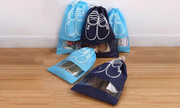 wholesale dealer 832fb 08155 Fino a 3 sacche da viaggio per scarpe resistenti all'acqua, disponibili in  varie taglie da 5,99 € (fino a 65% di sconto)