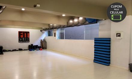 1, 3 ou 6 meses de academia + adesão e avaliação física na Academia Fit Club Brasília – Clube ASBAC