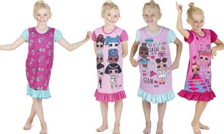 Girls Character Nightie