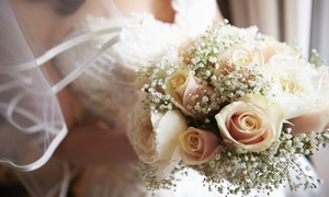 Floral Designs & Events: $90 for a Consultation and Bridal Bouquet at Floral Designs & Events ($300 Value)