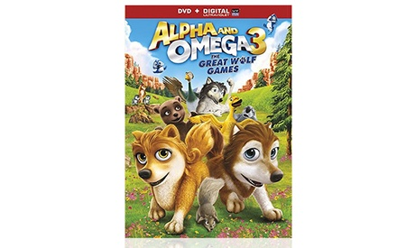 Alpha And Omega 3: The Great Wolf Games on DVD and Digital 8ce70ed6-ad57-11e6-8264-002590604002