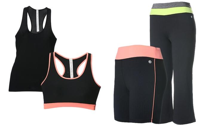Objet d'Art Missy Activewear: Objet d'Art Missy Activewear. Multiple Options From $15.99 to $21.99.