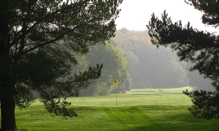 18 Holes of Golf for Two or Four at Whipsnade Park Golf Club