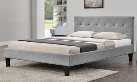 blenhein fabric bed frame