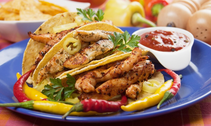 Costa Vida Fresh Mexican Grill - Heritage: $15 for Two $12 Groupons, Each Good for $24 Worth of Mexican Food at Costa Vida Fresh Mexican Grill