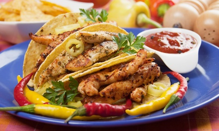 $14 for Two $12 Groupons, Each Good for $24 Worth of Mexican Food at Costa Vida Fresh Mexican Grill