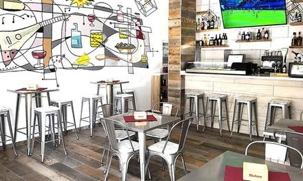 Menú de pizzas para 2 o 4 personas con bebida y postre en Magavi San Fernando (hasta 55% de descuento)