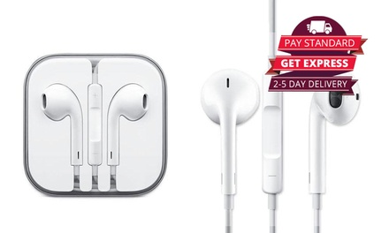 $19 for Original Apple Earpods with 3.5mm Plug (Don't Pay $45)