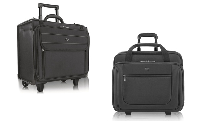 Solo 17.3″ Classic Rolling Case