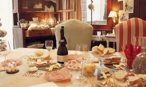 Azienda Agricola Cima del Pomer - Cantina Amistani: Degustazione di vini e tagliere di salumi per 2 o 4 persone all'Azienda Agricola Cima del Pomer (sconto fino a 65%)