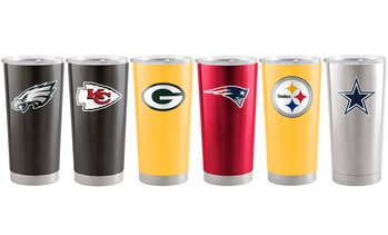 NFL Alternate Stainless Tumbler (20 Oz.)