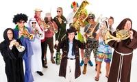 """""""Blechschaden"""" – Das besondere Karnevalskonzert der Blechbläser der Münchener Philharmoniker (50% sparen)"""