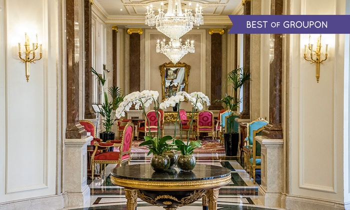 5* The Bentley London, South Kensington - London: Three-Course Meal with Champagne for Two or Four at 5* The Bentley London, Kensington (37% Off)