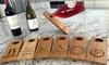 Up to 51% Off Personalized Wine Bottle Balancer Board