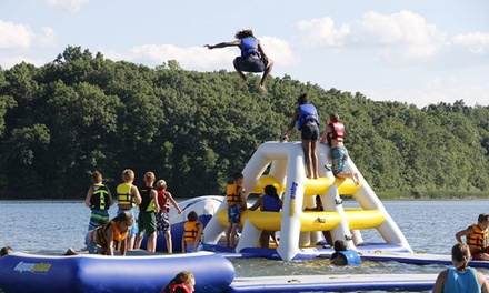 Up to 56% Off VIP Passes to Jump Island