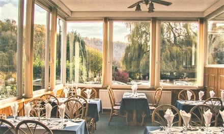 Wye Valley: 13 Nights for Two with Breakfast and Option for Dinner at The Paddocks Hotel