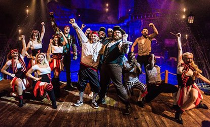 image for Pirates Live 2018, 29 March - 22 April at Hippodrome Circus (Up to 40% Off)