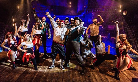 Pirates Live 2018, 29 March - 22 April at Hippodrome Circus (Up to 40% Off)