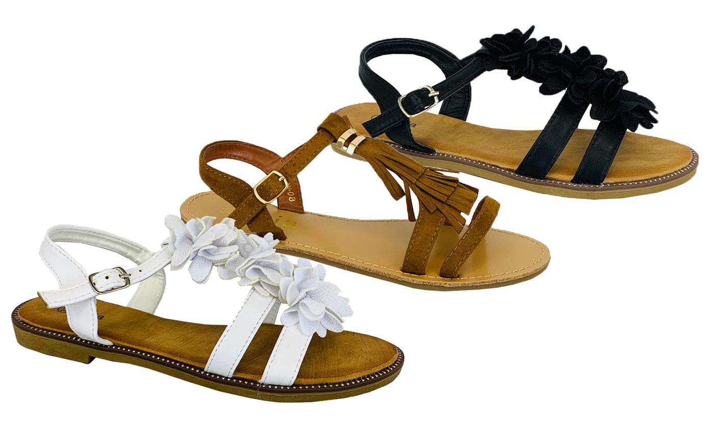 Women's Open-Toe Sandals