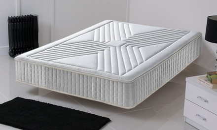 Minster Soft-Touch Memory Foam Mattress With Free Delivery
