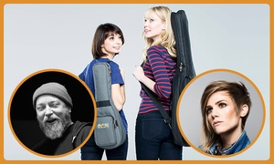 High Plains Comedy Festival: High Plains Comedy Festival ft. Garfunkel & Oates with Kyle Kinane & Cameron Esposito on Saturday, August 27, at 8 p.m.