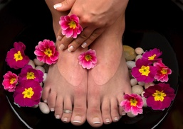 Psalms Salon & Spa: $36 for $65 Worth of Nail Services — Psalms Salon and Spa