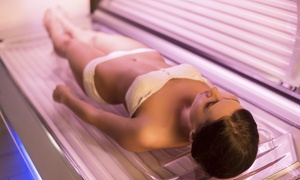 Metro Tan II Inc.: Up to 56% Off Unlimited Spray or Bed Tanning at Metro Tan II Inc.